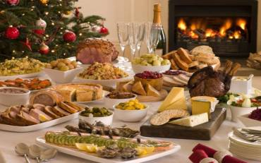 Christmas Dinner Guide: How To Eat Healthy On Christmas